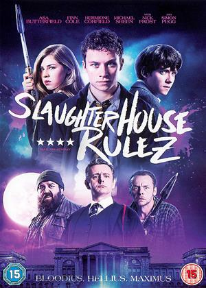 Rent SlaughterHouse Rulez Online DVD & Blu-ray Rental