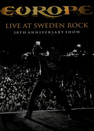 Rent Europe: Live at Sweden Rock: 30th Anniversary Show Online DVD & Blu-ray Rental