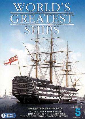 Rent World's Greatest Ships (aka Great British Royal Ships / Great British Ships) Online DVD & Blu-ray Rental