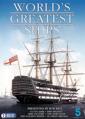 Rent World's Greatest Ships (aka Great British Royal Ships / Great British Ships) Online DVD & Blu-ray Rental
