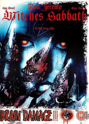 Rent Witches Sabbath (aka The Witch's Sabbath) Online DVD & Blu-ray Rental
