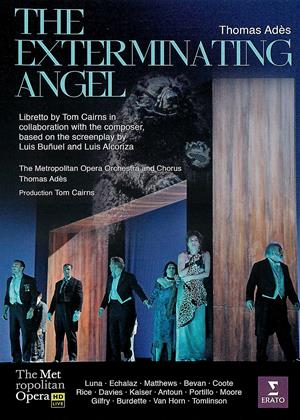 Rent The Exterminating Angel: Metropolitan Opera (Thomas Adès) (aka Adès: The Exterminating Angel) Online DVD & Blu-ray Rental