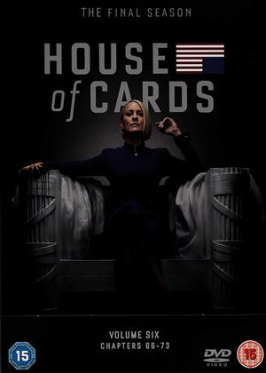 Rent House of Cards: Series 6 Online DVD & Blu-ray Rental