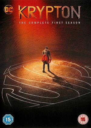 Rent Krypton: Series 1 Online DVD Rental