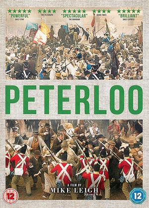 Peterloo Online DVD Rental