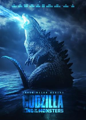 Rent Godzilla: King of the Monsters (aka Fathom / Godzilla 2) Online DVD Rental