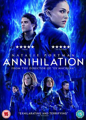 Annihilation Online DVD Rental