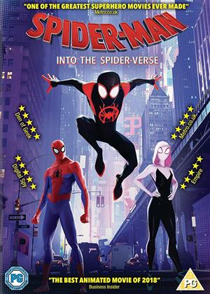 Spider-Man: Into the Spider-Verse Online DVD Rental