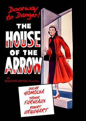 Rent The House of the Arrow Online DVD & Blu-ray Rental