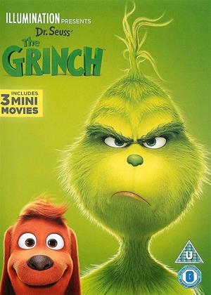Rent The Grinch (aka Dr. Seuss' The Grinch) Online DVD & Blu-ray Rental
