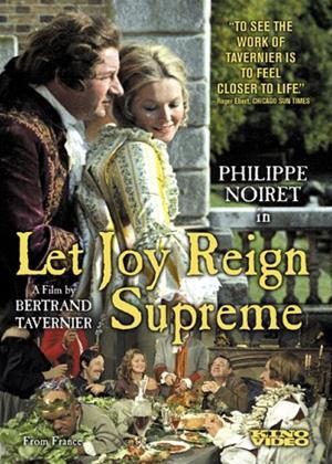 Rent Let Joy Reign Supreme (aka Que la fête commence...) Online DVD & Blu-ray Rental