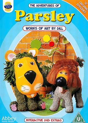 Rent The Adventures of Parsley: Works of Art by Dill Online DVD & Blu-ray Rental