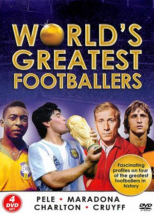 Rent World's Greatest Footballers Online DVD Rental