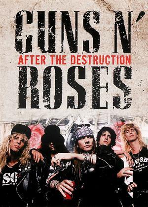 Rent Guns 'N' Roses: After the Destruction Online DVD & Blu-ray Rental