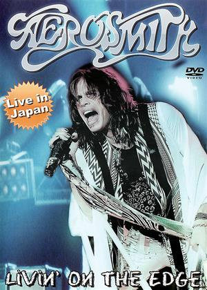 Rent Aerosmith: Livin' on the Edge Online DVD & Blu-ray Rental