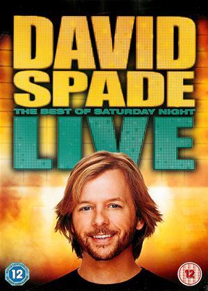 Rent David Spade: Live (aka Saturday Night Live: The Best of David Spade) Online DVD & Blu-ray Rental
