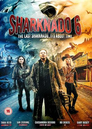 Rent Sharknado 6 (aka The Last Sharknado: It's About Time) Online DVD & Blu-ray Rental