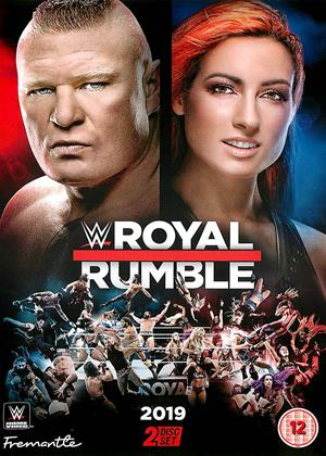 Rent WWE: Royal Rumble 2019 Online DVD & Blu-ray Rental