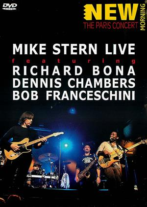 Rent Mike Stern: Live (aka Mike Stern: New Morning - The Paris Concert) Online DVD & Blu-ray Rental