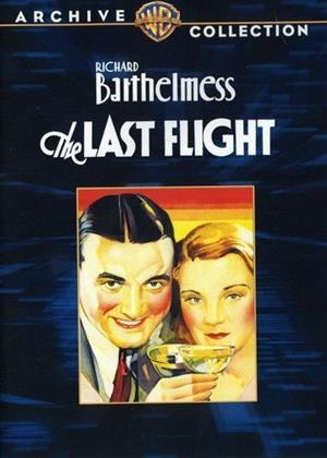 Rent The Last Flight Online DVD & Blu-ray Rental
