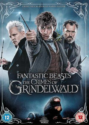 Fantastic Beasts: The Crimes of Grindelwald Online DVD Rental