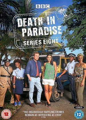 Rent Death in Paradise: Series 8 Online DVD & Blu-ray Rental