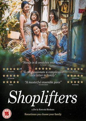 Rent Shoplifters (aka Manbiki kazoku) Online DVD Rental