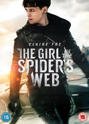 The Girl in the Spider's Web Online DVD Rental