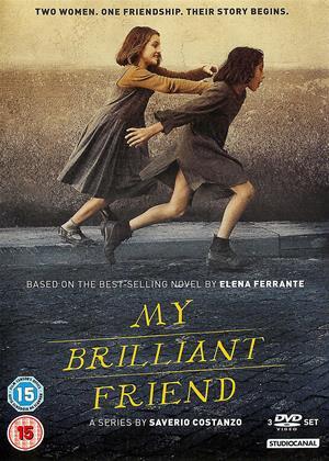 Rent My Brilliant Friend: Series 1 Online DVD & Blu-ray Rental