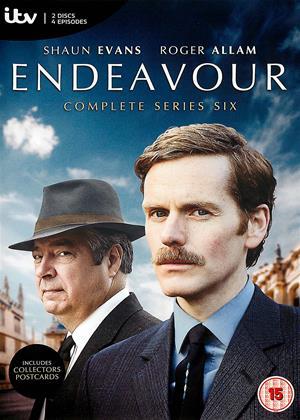 Rent Endeavour: Series 6 Online DVD & Blu-ray Rental