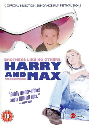 Rent Harry and Max (aka Harry + Max) Online DVD & Blu-ray Rental