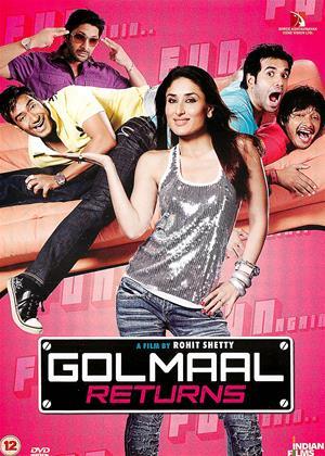 Rent Golmaal Returns (aka Hotchpotch Returns) Online DVD & Blu-ray Rental
