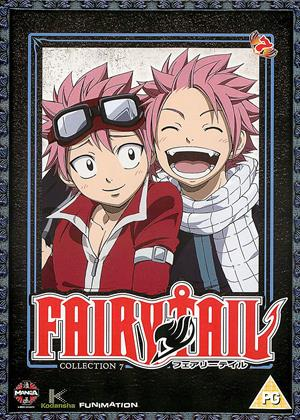 Rent Fairy Tail: Part 7 Online DVD & Blu-ray Rental