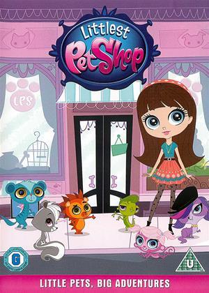 Rent Littlest Pet Shop: Little Pets, Big Adventures Online DVD & Blu-ray Rental