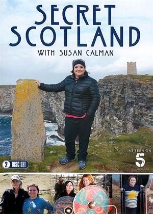 Rent Secret Scotland with Susan Calman Online DVD & Blu-ray Rental