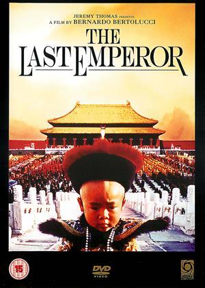 The Last Emperor Online DVD Rental