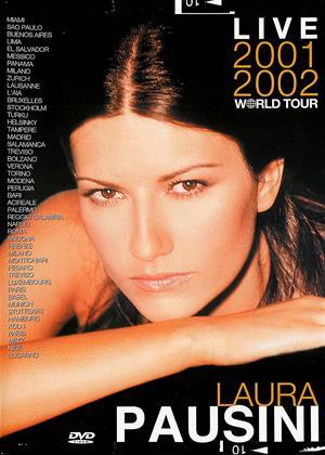 Rent Laura Pausini: Live 2001/2002 World Tour Online DVD & Blu-ray Rental