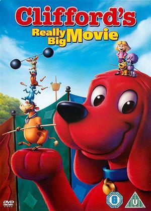Rent Clifford's Really Big Movie Online DVD & Blu-ray Rental
