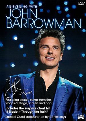 Rent An Evening with John Barrowman (aka An Evening with John Barrowman: Live at the Royal Concert Hall Glasgow) Online DVD & Blu-ray Rental