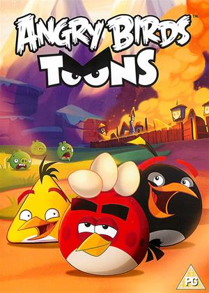 Rent Angry Birds Toons: Series 2: Vol.1 Online DVD & Blu-ray Rental