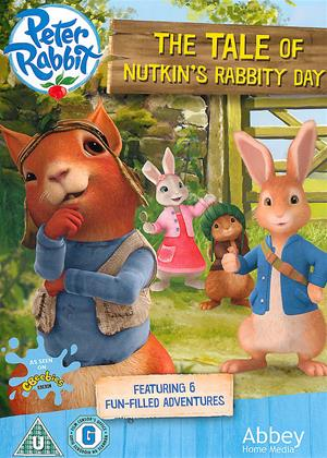 Rent Peter Rabbit: The Tale of Nutkin's Rabbity Day Online DVD & Blu-ray Rental
