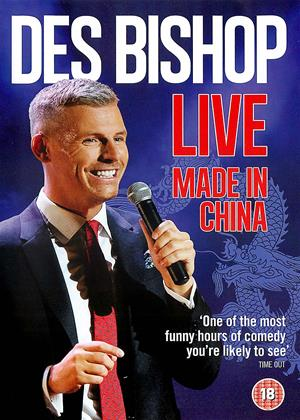 Rent Des Bishop: Live: Made in China Online DVD & Blu-ray Rental