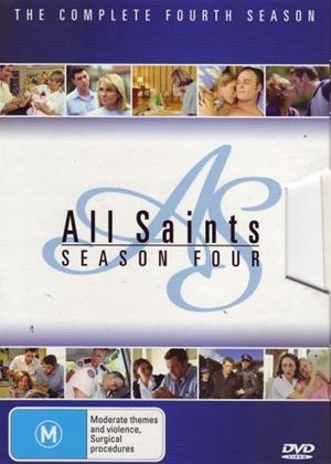 Rent All Saints: Series 4 Online DVD & Blu-ray Rental