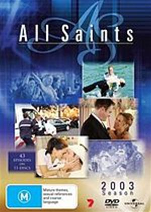 Rent All Saints: Series 6 Online DVD & Blu-ray Rental