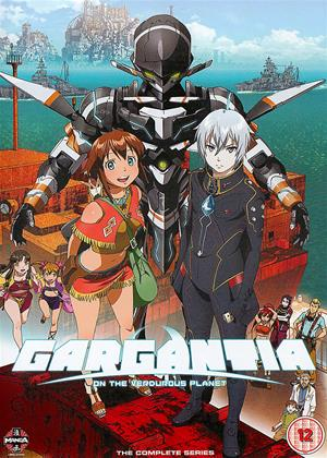 Rent Gargantia on the Verdurous Planet (aka Suisei no Gargantia) Online DVD & Blu-ray Rental