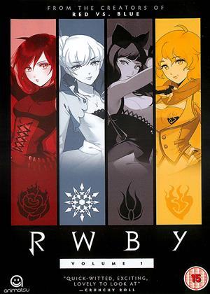 Rent RWBY: Vol.1 Online DVD & Blu-ray Rental