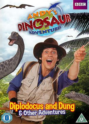 Rent Andy's Dinosaur Adventures: Diplodocus and Dung (aka Andy's Dinosaur Adventures: Diplodocus and Dung and Other Adventures) Online DVD & Blu-ray Rental