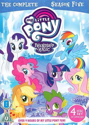 Rent My Little Pony: Friendship Is Magic: Series 5 Online DVD & Blu-ray Rental