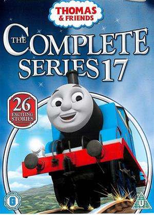 Rent Thomas the Tank Engine and Friends: Series 17 Online DVD & Blu-ray Rental