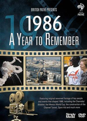 Rent A Year to Remember: 1986 Online DVD & Blu-ray Rental